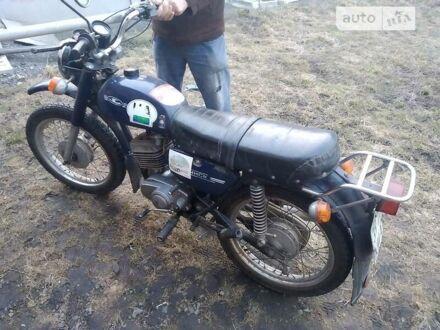 Синий Минск 125, объемом двигателя 0.12 л и пробегом 5 тыс. км за 450 $, фото 1 на Automoto.ua