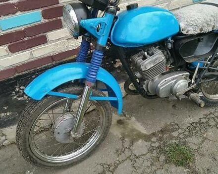 Синий Минск 125, объемом двигателя 0 л и пробегом 30 тыс. км за 125 $, фото 1 на Automoto.ua