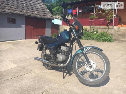 Зеленый Минск 125, объемом двигателя 0.12 л и пробегом 10 тыс. км за 680 $, фото 1 на Automoto.ua