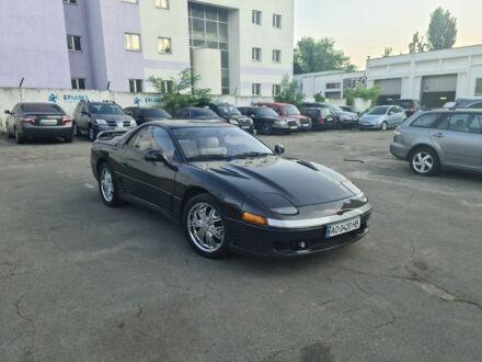 Черный Мицубиси 3000 ГТ, объемом двигателя 3 л и пробегом 47 тыс. км за 6699 $, фото 1 на Automoto.ua