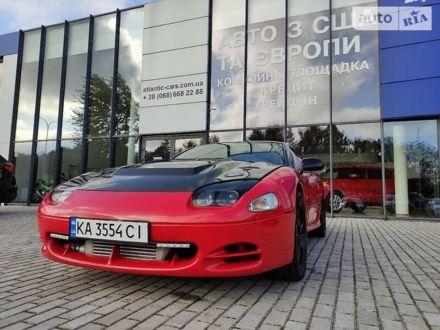 Червоний Міцубісі 3000 ГТ, об'ємом двигуна 3 л та пробігом 182 тис. км за 15500 $, фото 1 на Automoto.ua