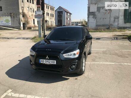 Чорний Міцубісі АСХ, об'ємом двигуна 1.6 л та пробігом 152 тис. км за 9900 $, фото 1 на Automoto.ua