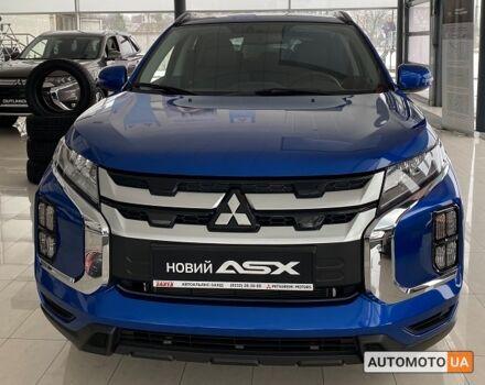 купити нове авто Міцубісі АСХ 2020 року від офіційного дилера Автоальянс-Захід Mitsubishi Міцубісі фото