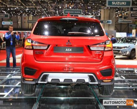 купить новое авто Мицубиси АСХ 2020 года от официального дилера Mitsubishi Ивано-Франковск Мицубиси фото