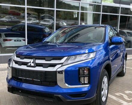 купить новое авто Мицубиси АСХ 2020 года от официального дилера ТОВ «Інтеравто - Полтава» Мицубиси фото