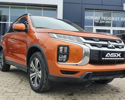 купити нове авто Міцубісі АСХ 2020 року від офіційного дилера Автоцентр Талисман Краматорск Міцубісі фото