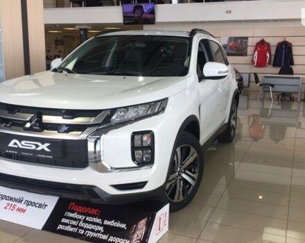купити нове авто Міцубісі АСХ 2020 року від офіційного дилера АВТОГРАД Міцубісі фото