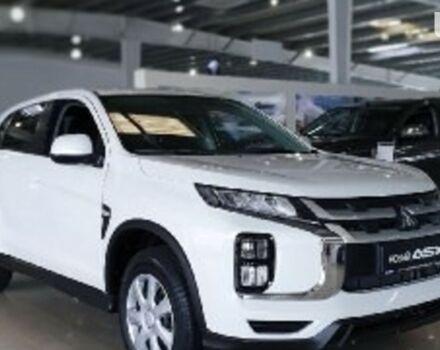 купити нове авто Міцубісі АСХ 2020 року від офіційного дилера Ньютон Авто Місто Міцубісі фото