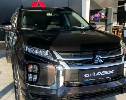 купити нове авто Міцубісі АСХ 2021 року від офіційного дилера Альфа Діамант Міцубісі фото