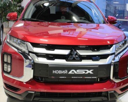 купить новое авто Мицубиси АСХ 2021 года от официального дилера Альянс-А Mitsubishi Мицубиси фото