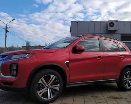 купить новое авто Мицубиси АСХ 2021 года от официального дилера AELITA Mitsubishi Мицубиси фото
