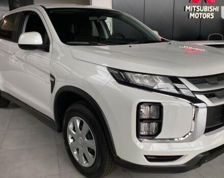 купить новое авто Мицубиси АСХ 2021 года от официального дилера Альфа Діамант Мицубиси фото