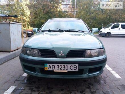 Зелений Міцубісі Харизма, об'ємом двигуна 1.6 л та пробігом 311 тис. км за 3700 $, фото 1 на Automoto.ua