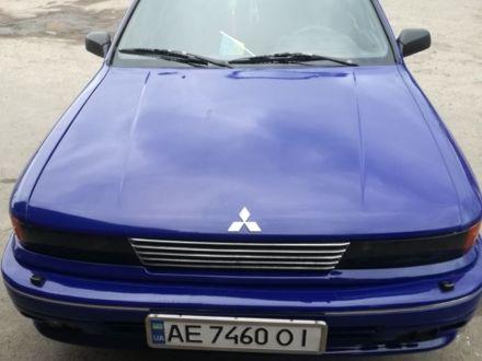 Синий Мицубиси Другая, объемом двигателя 2 л и пробегом 1000 тыс. км за 2573 $, фото 1 на Automoto.ua