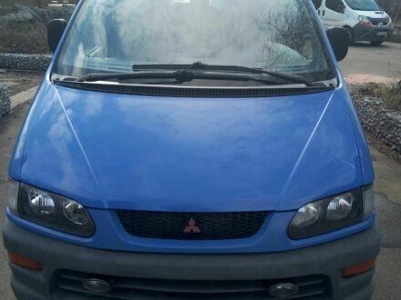 Синий Мицубиси Другая, объемом двигателя 2.5 л и пробегом 20 тыс. км за 4600 $, фото 1 на Automoto.ua
