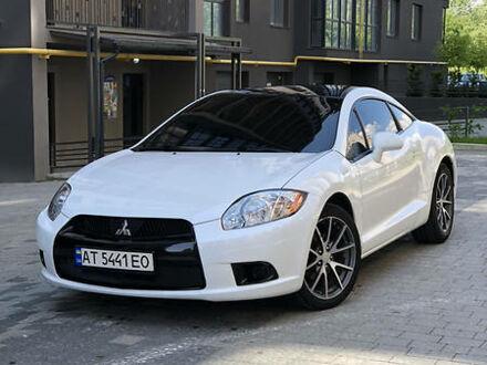 Білий Міцубісі Екліпс, об'ємом двигуна 2.4 л та пробігом 176 тис. км за 9200 $, фото 1 на Automoto.ua