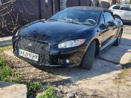Чорний Міцубісі Екліпс, об'ємом двигуна 2.4 л та пробігом 129 тис. км за 9900 $, фото 1 на Automoto.ua