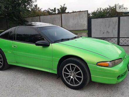 Зелений Міцубісі Екліпс, об'ємом двигуна 2 л та пробігом 280 тис. км за 4999 $, фото 1 на Automoto.ua