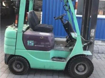 Зеленый Мицубиси ФГ, объемом двигателя 2.4 л и пробегом 8 тыс. км за 6500 $, фото 1 на Automoto.ua