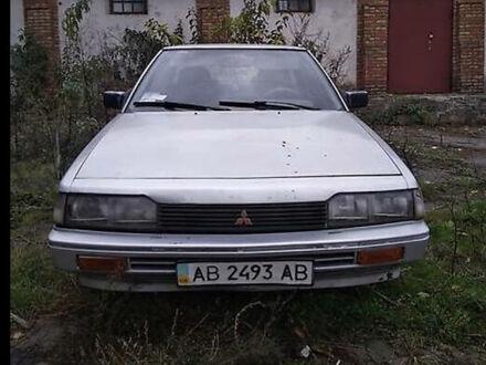 Серый Мицубиси Галант, объемом двигателя 1.99 л и пробегом 273 тыс. км за 900 $, фото 1 на Automoto.ua
