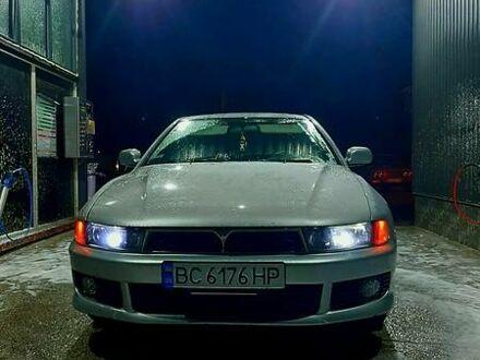 Серый Мицубиси Галант, объемом двигателя 2 л и пробегом 230 тыс. км за 4500 $, фото 1 на Automoto.ua