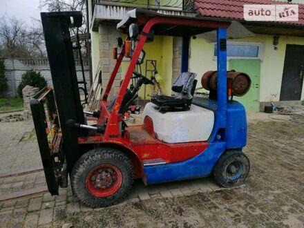 Синий Мицубиси КФГ, объемом двигателя 0 л и пробегом 100 тыс. км за 12000 $, фото 1 на Automoto.ua