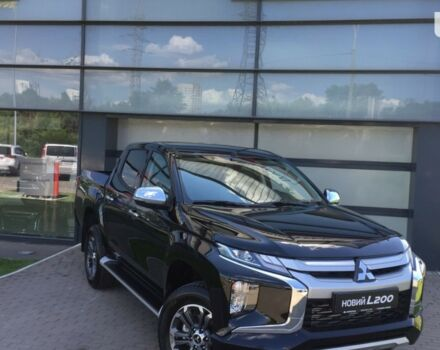 купити нове авто Міцубісі Л 200 2021 року від офіційного дилера АВТОГРАД Міцубісі фото