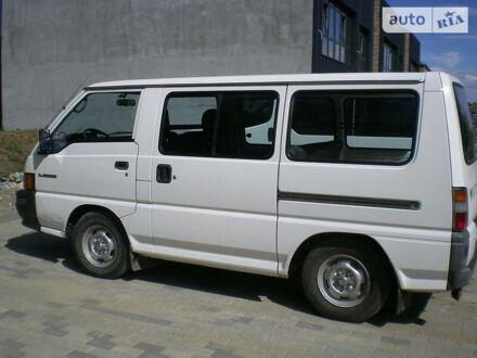 Белый Мицубиси Л 300 пасс., объемом двигателя 0 л и пробегом 81 тыс. км за 4650 $, фото 1 на Automoto.ua