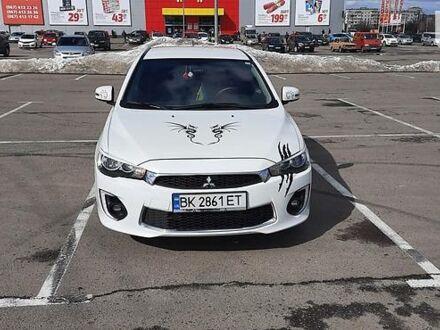 Белый Мицубиси Лансер Х, объемом двигателя 0 л и пробегом 87 тыс. км за 10500 $, фото 1 на Automoto.ua