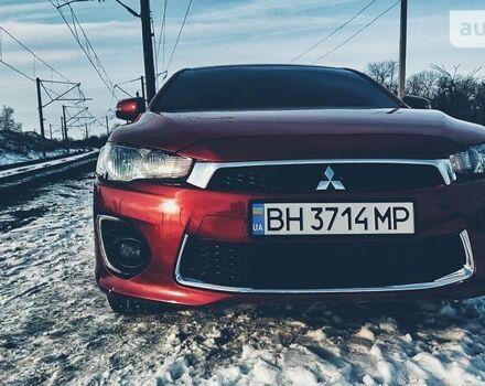 Красный Мицубиси Лансер, объемом двигателя 2 л и пробегом 130 тыс. км за 11700 $, фото 1 на Automoto.ua