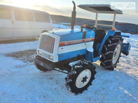 Синий Мицубиси МТ, объемом двигателя 0 л и пробегом 4 тыс. км за 8600 $, фото 1 на Automoto.ua