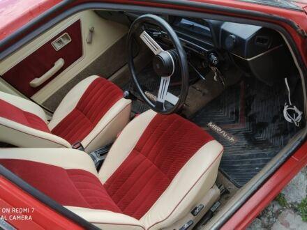 Красный Мицубиси Мираж, объемом двигателя 1.2 л и пробегом 116 тыс. км за 772 $, фото 1 на Automoto.ua