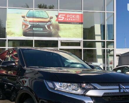 купить новое авто Мицубиси Аутлендер 2020 года от официального дилера ТОВ «Інтеравто - Полтава» Мицубиси фото