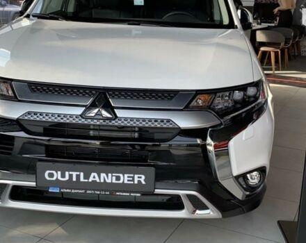 купить новое авто Мицубиси Аутлендер 2020 года от официального дилера Альфа Діамант Мицубиси фото
