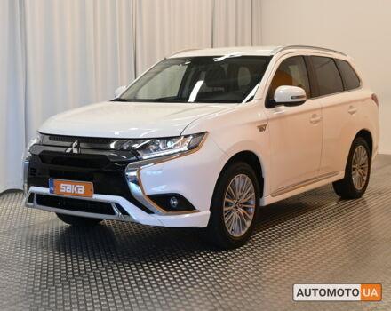 купити нове авто Міцубісі Аутлендер 2020 року від офіційного дилера Автоальянс-Захід Mitsubishi Міцубісі фото