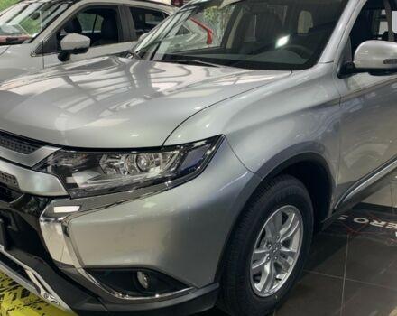 купити нове авто Міцубісі Аутлендер 2021 року від офіційного дилера Автомир Міцубісі фото