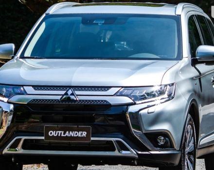купить новое авто Мицубиси Аутлендер 2021 года от официального дилера АВТОГРАД Мицубиси фото