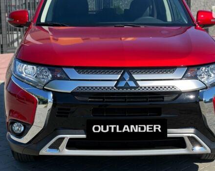 купити нове авто Міцубісі Аутлендер 2021 року від офіційного дилера Mitsubishi Motors Чернівці Міцубісі фото