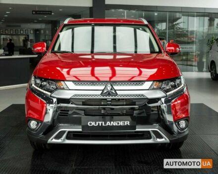 купити нове авто Міцубісі Аутлендер 2021 року від офіційного дилера Mitsubishi Івано-Франківськ Міцубісі фото