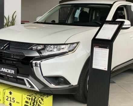 купити нове авто Міцубісі Аутлендер 2021 року від офіційного дилера Альфа Діамант Міцубісі фото