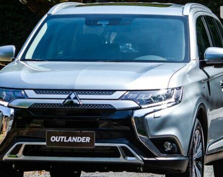 купити нове авто Міцубісі Аутлендер 2021 року від офіційного дилера АВТОГРАД Міцубісі фото
