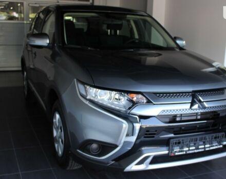 купити нове авто Міцубісі Аутлендер 2021 року від офіційного дилера Альянс-А Mitsubishi Міцубісі фото
