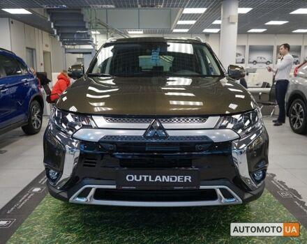 купить новое авто Мицубиси Аутлендер 2020 года от официального дилера Форвард Авто Груп Мицубиси фото