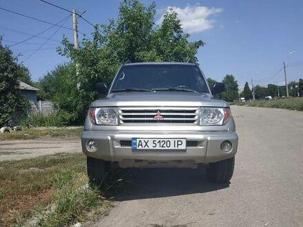 Серый Мицубиси Паджеро Пинин, объемом двигателя 1.8 л и пробегом 141 тыс. км за 7600 $, фото 1 на Automoto.ua