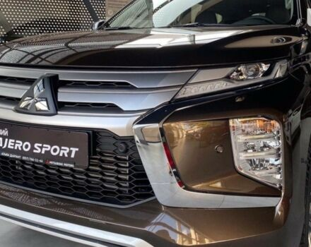 Мицубиси Паджеро Спорт, объемом двигателя 2.44 л и пробегом 0 тыс. км за 46192 $, фото 1 на Automoto.ua