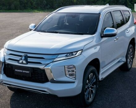 купить новое авто Мицубиси Паджеро Спорт 2020 года от официального дилера Альянс-А Mitsubishi Мицубиси фото