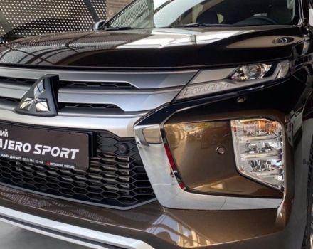 купить новое авто Мицубиси Паджеро Спорт 2020 года от официального дилера Альфа Діамант Мицубиси фото