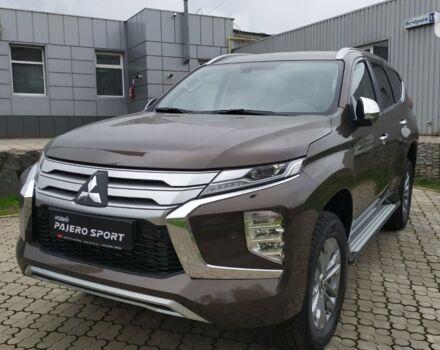 купить новое авто Мицубиси Паджеро Спорт 2021 года от официального дилера AELITA Mitsubishi Мицубиси фото
