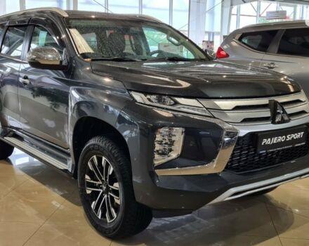 купити нове авто Міцубісі Паджеро Спорт 2021 року від офіційного дилера Ньютон Авто Місто Міцубісі фото