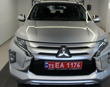 купить новое авто Мицубиси Паджеро Спорт 2021 года от официального дилера Альянс-А Mitsubishi Мицубиси фото